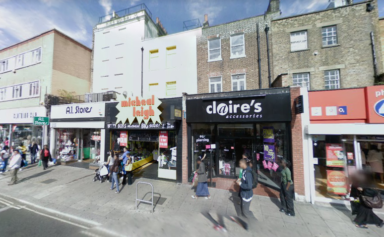 <b> TO LET - Walworth Road, London </b>