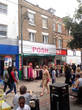 <b> FOR SALE / TO LET - High Street, Chatham<b>