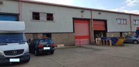 <b> NEW INSTRUCTION - Avenue Industrial Estate, E4 <b>