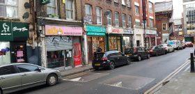<b> SHOP TO LET - White Church Lane, London E1 <b>