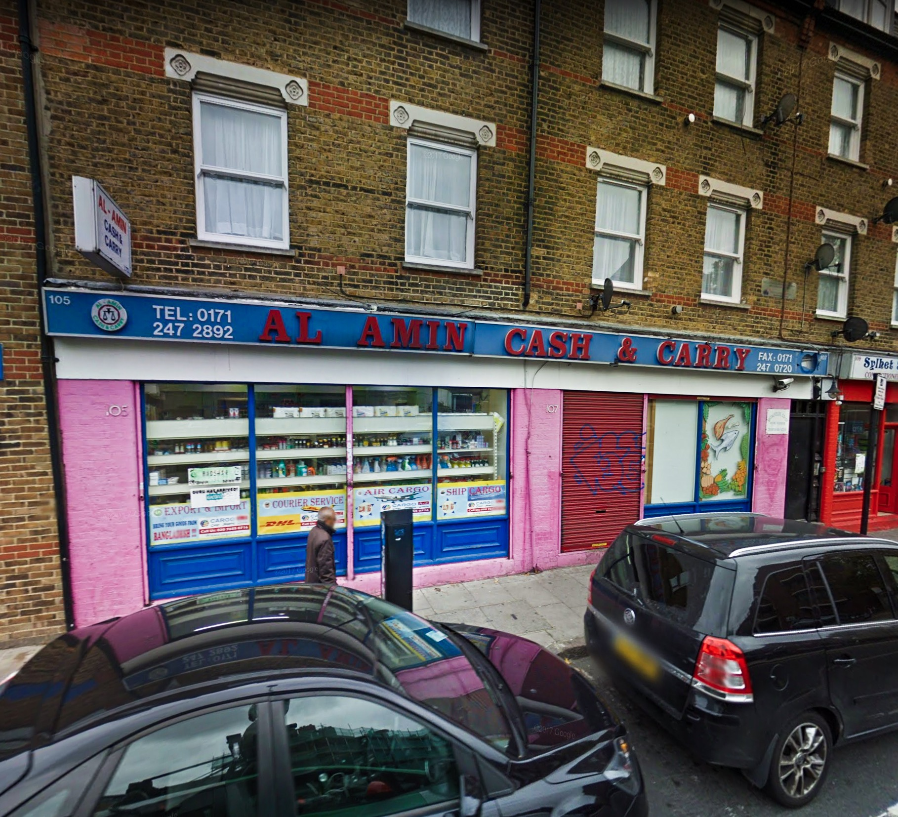 <b> TO LET - Hanbury Street, E1 <b>