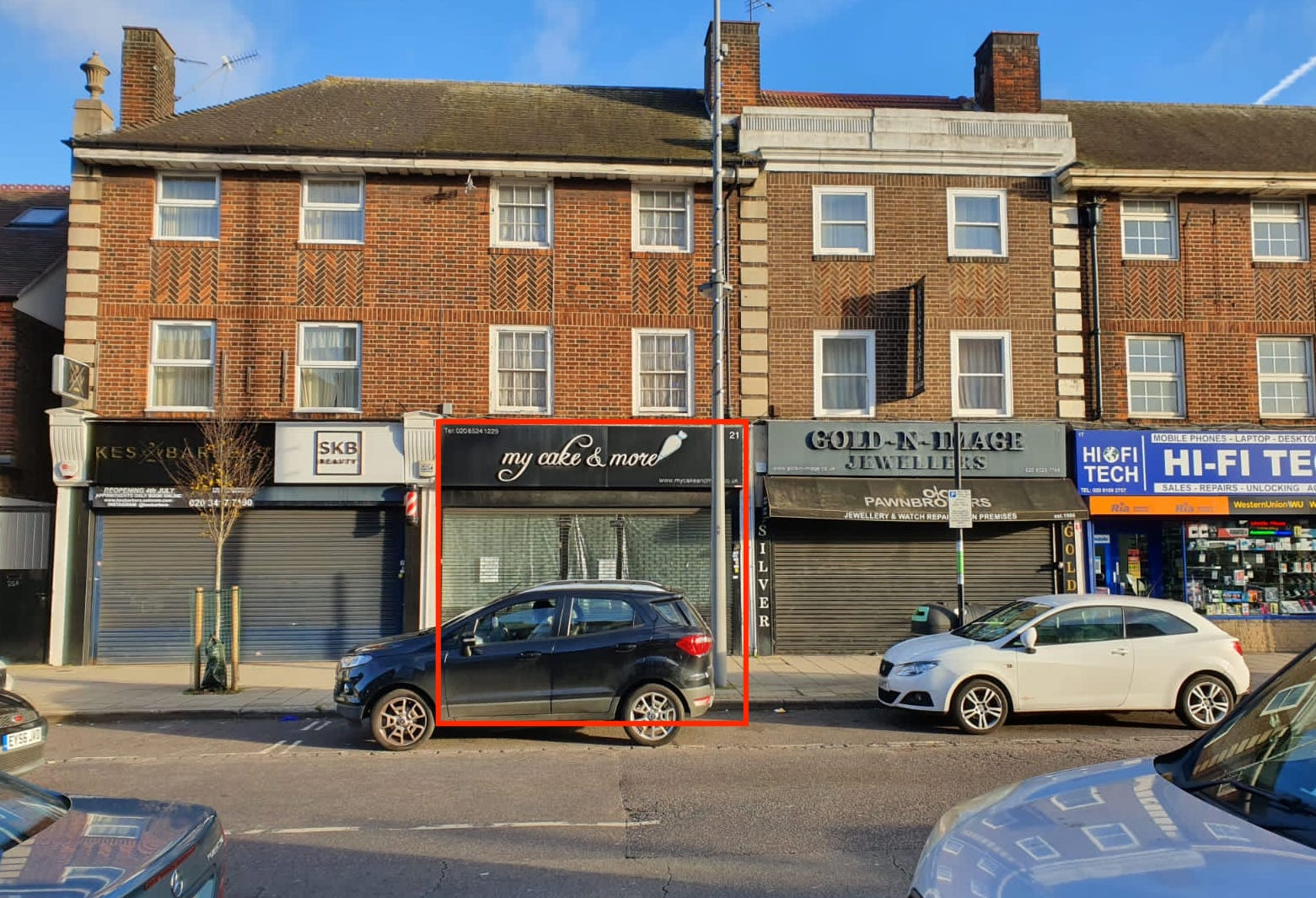 <b> NEW INSTRUCTION - 21 Old Church Road, E4 <b>