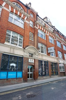 <b> OFFICE SPACE TO LET - Scrutton Street, Shoreditch </b>