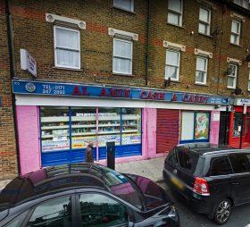 <b> UNDER OFFER - Hanbury Street, E1 <b>